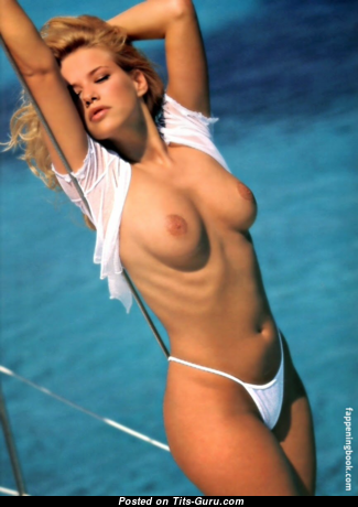 Alexandra Neldel - Delightful Topless German Blonde Actress with Delightful Exposed Real Narrow Boobie (Hd Sex Pic)