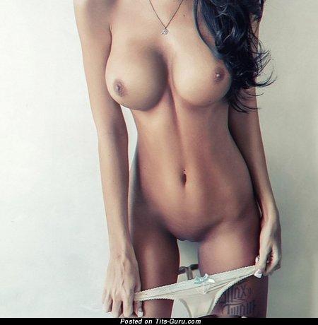 Фотка красивой голой леди