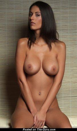 Zsuzsanna Ripli - nude awesome girl with medium tots photo
