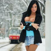 Ashley Bulgari - awesome female with big tittys image