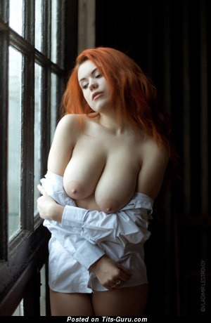 Image. Nude nice lady with big natural tits photo