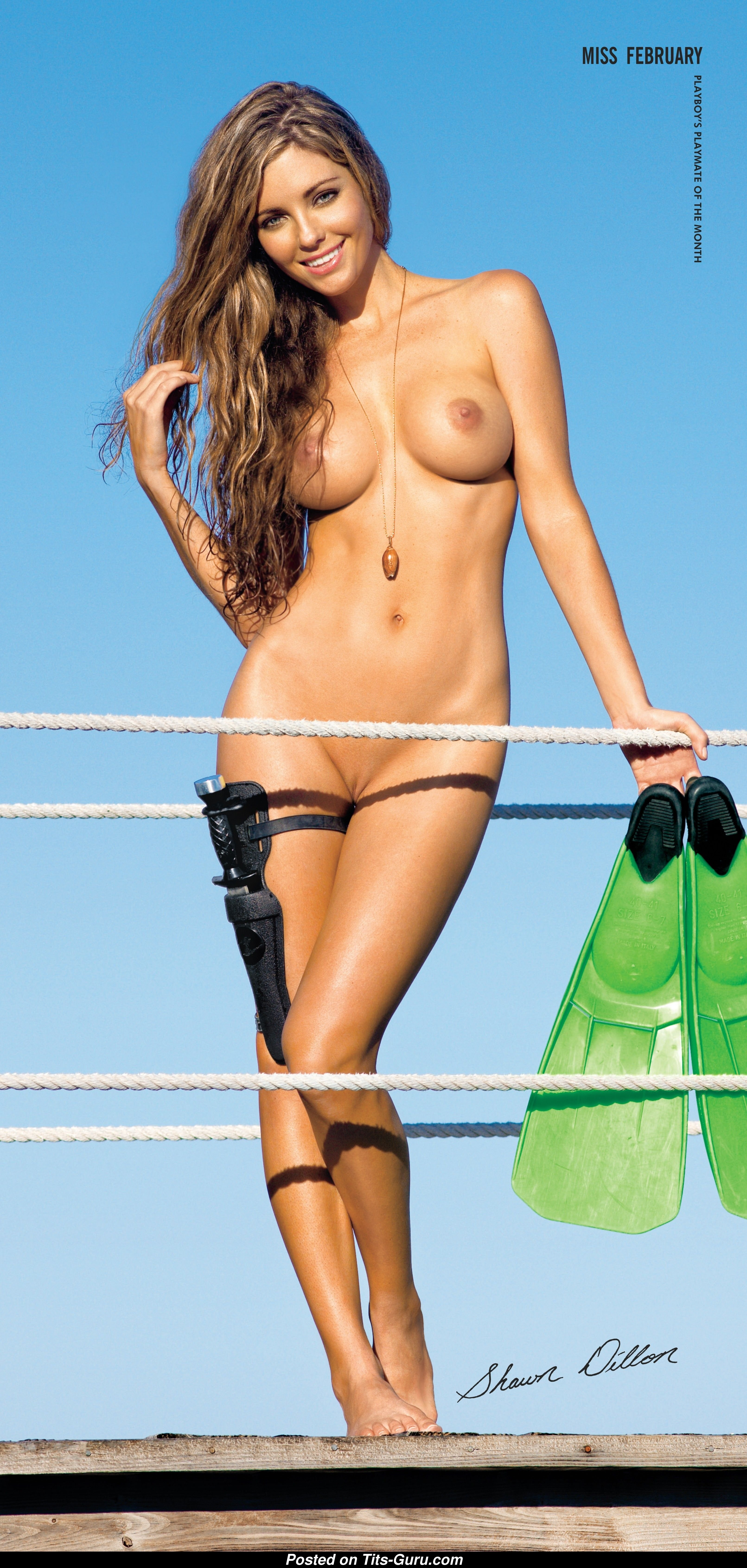 shawn dillon nude