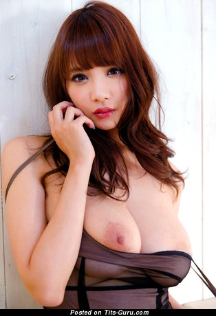 Image. Shion Utsunomiya - nude asian with huge natural tots picture