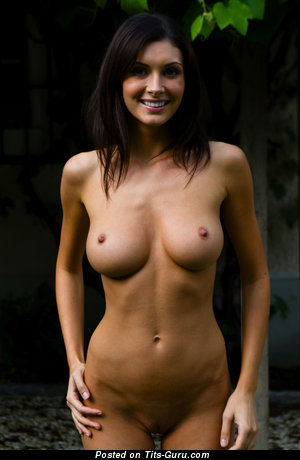 Image. Orsi Kocsis - naked awesome lady with medium natural tits picture