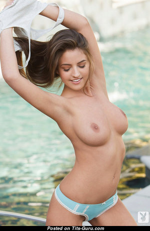 Jessica Workman - Charming American Babe with Charming Bare Real Soft Boobys (Sexual Foto)