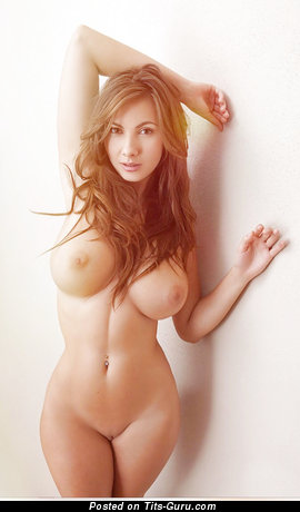 Connie Carter - naked wonderful girl with medium tittys image