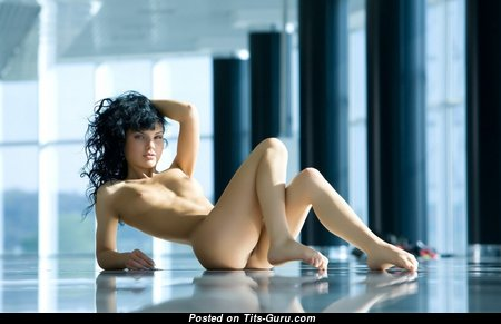 Sweet Glamour Unclothed Brunette (Hd Xxx Photoshoot)