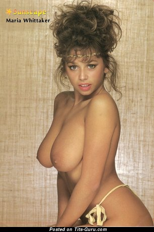 Image. Maria Whittaker - sexy wonderful girl with natural boobies pic