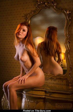Mia Solis - Good-Looking Naked Red Hair (Hd Xxx Photo)