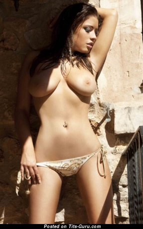 Image. Naked awesome woman with big natural tittes picture