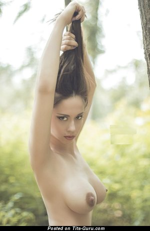 Image. Nude nice girl with natural tittys image