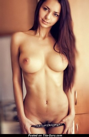 Image. Nude hot lady with big natural breast image