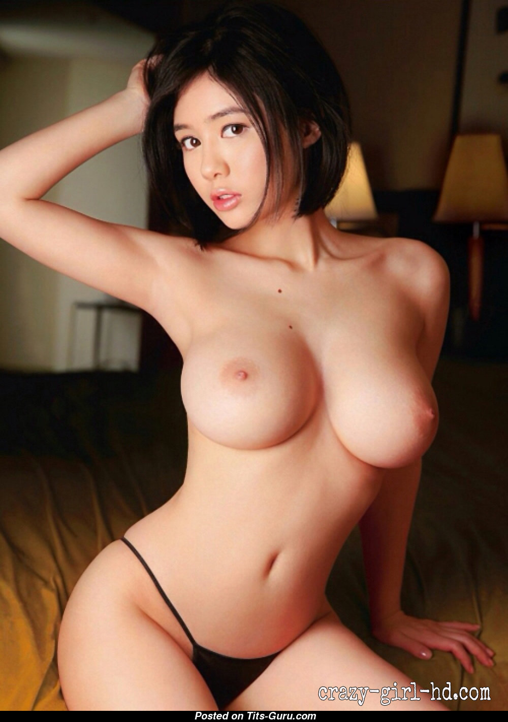 Beautiful Asian Teen Tits