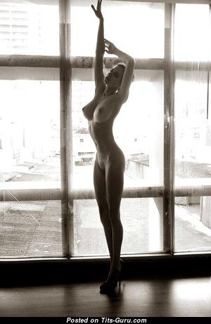 Elegant Nude Moll in High Heels (Hd Xxx Pix)