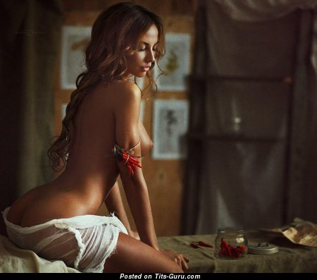 Charming Unclothed Babe (Hd 18+ Pix)