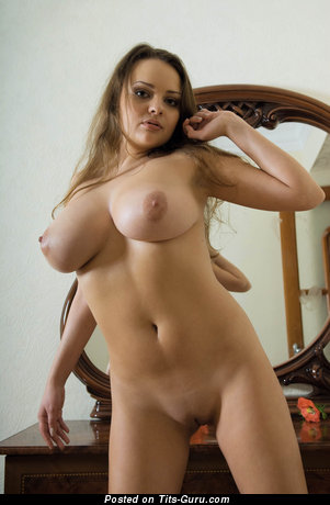 Image. Nude nice lady with natural tots pic