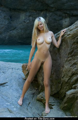Daniela Roesch - Graceful Woman with Graceful Naked Normal Knockers (Hd Sex Photoshoot)