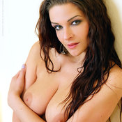 Cecilia - wonderful lady with big natural breast photo