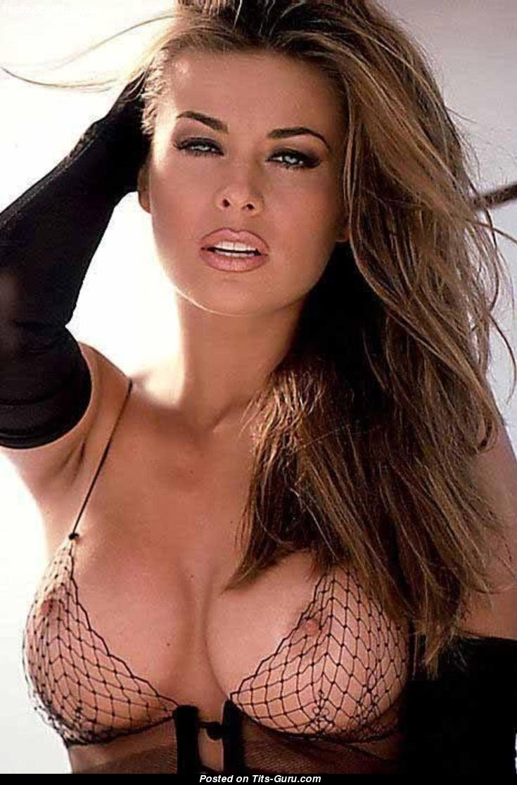 Carmen electra nude boobs