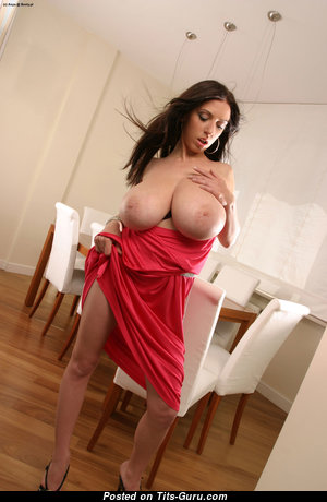 Merilyn Sakova - Wonderful Glamour Ukrainian Brunette Babe with Wonderful Defenseless Real G Size Tots (Hd Sexual Photoshoot)
