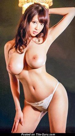 Shion Utsunomiya - Nice Japanese Dish with Nice Nude Natural Big Boob (Hd Sexual Pic)