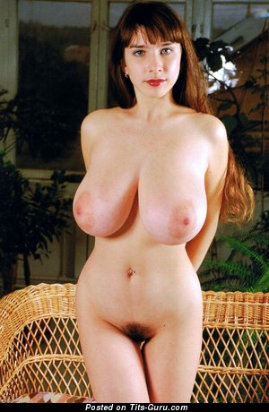 Yulia Nova - Superb Russian Brunette Babe with Superb Exposed Real G Size Tittes & Large Nipples (Sexual Pix)