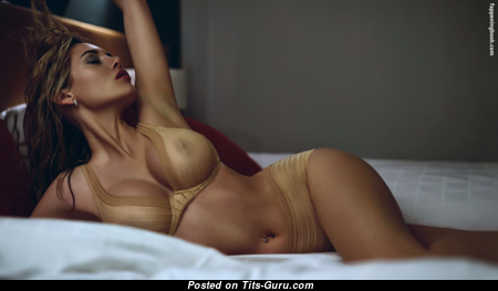 Anna Opsal - Beautiful Danish Blonde with Beautiful Bald Soft Titties (Hd 18+ Picture)