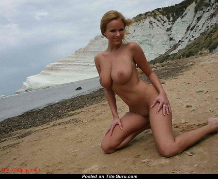Zuzana - The Best Girlfriend & Babe with The Best Bald Real Titties (18+ Picture)