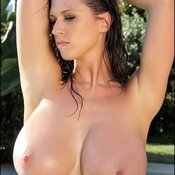 Lana Kendrick - hot lady with big tits picture