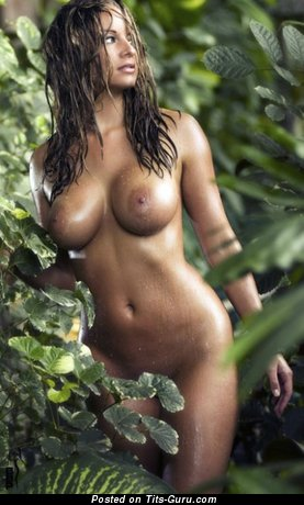 Image. Ashley Kimel - naked beautiful girl with big fake tittes pic