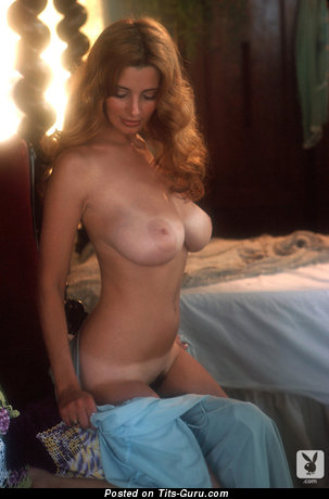 Image. Janet Lupo - naked awesome woman with big natural boobies pic