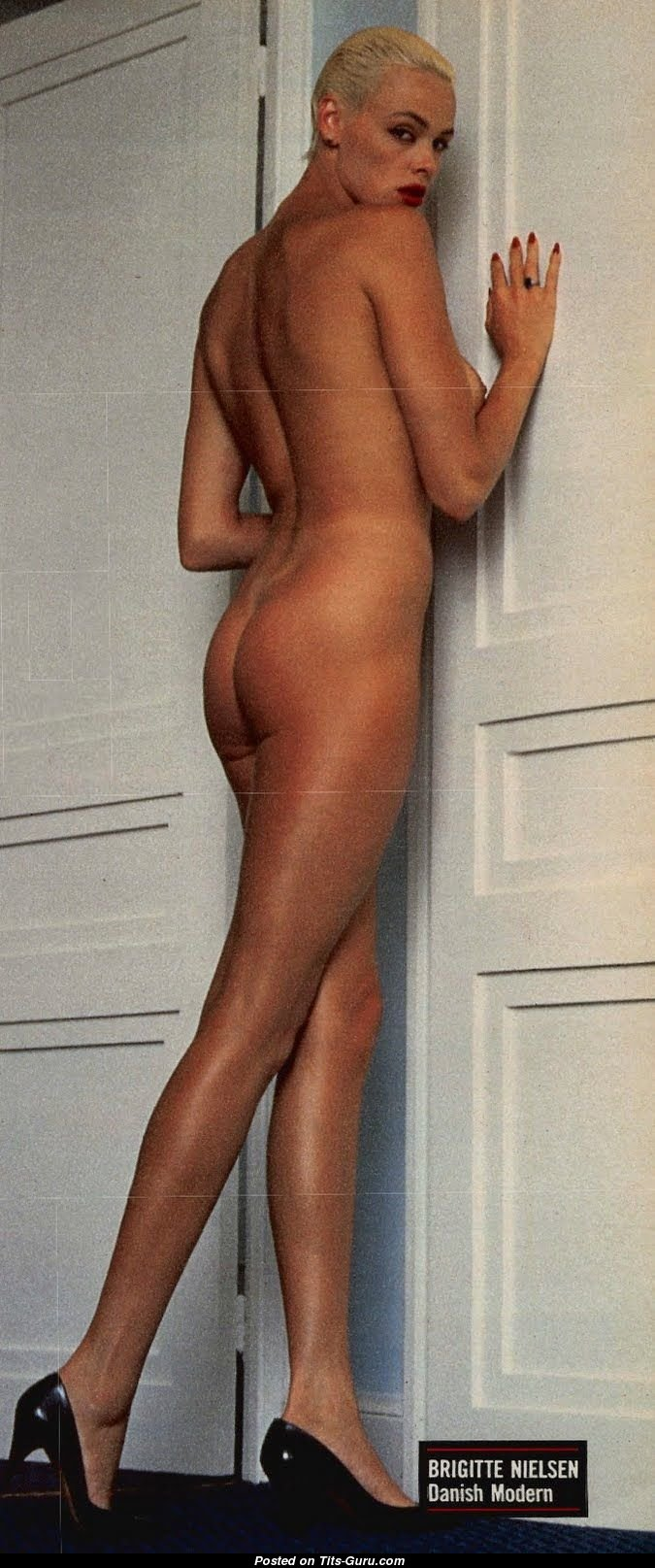 Nielsen  nackt Brigitte Brigitte Nielsen