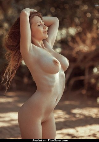 Image. Naked awesome girl with big tittes pic