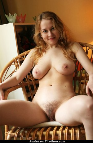 Image. Wonderful female with big natural boob image