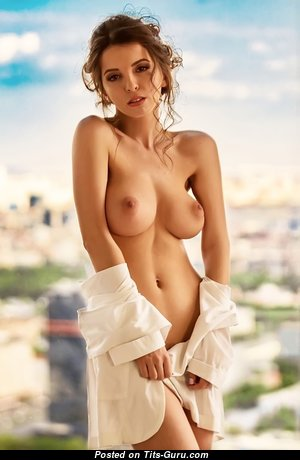 Charming Unclothed Babe (Hd Porn Pic)