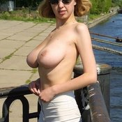 Nata - awesome female with big tittys pic
