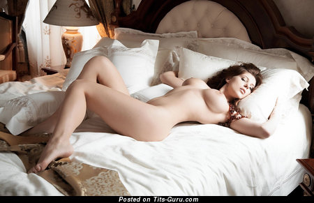 Image. Naked red hair with big tittes picture
