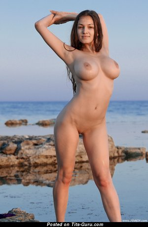 Sofi A - Appealing Ukrainian Miss with Appealing Bald Soft Boobys (Hd Xxx Picture)