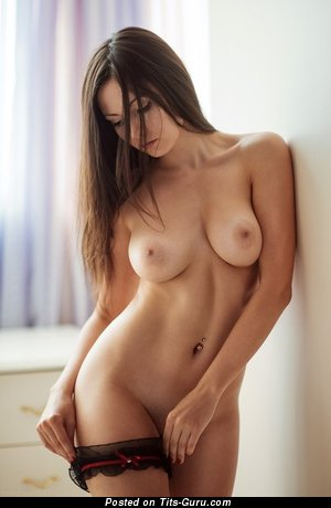 Image. Sexy topless amateur awesome girl picture