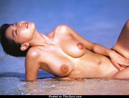 Image. Nude asian with big breast image