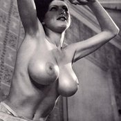 Hot girl with big tittes vintage