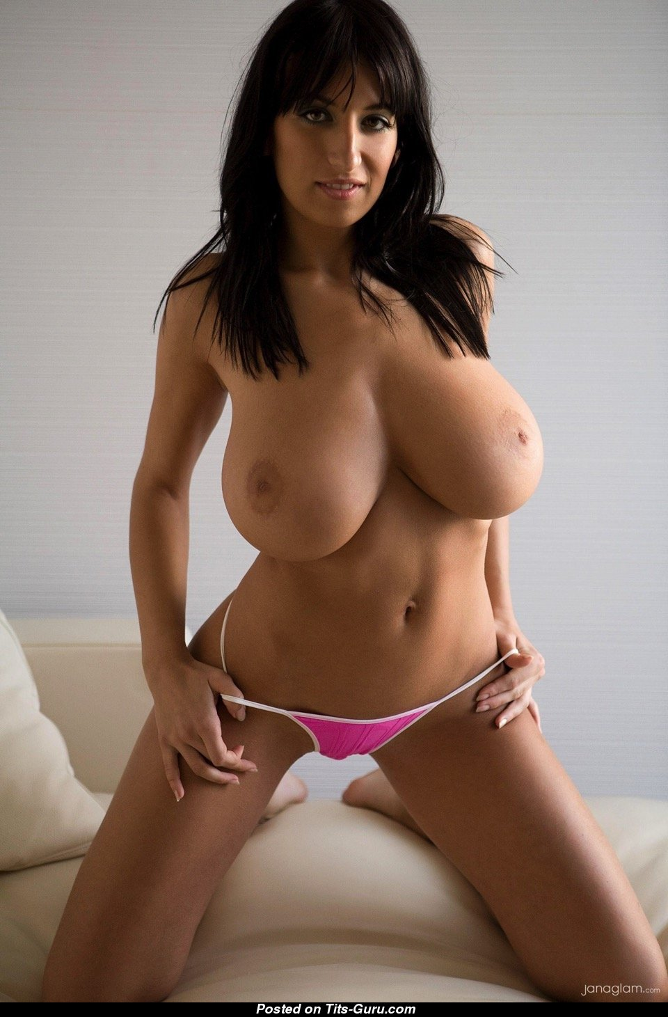 Brunette big boobs tumblr