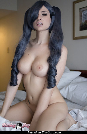 Hope, bailey jay naked criticising