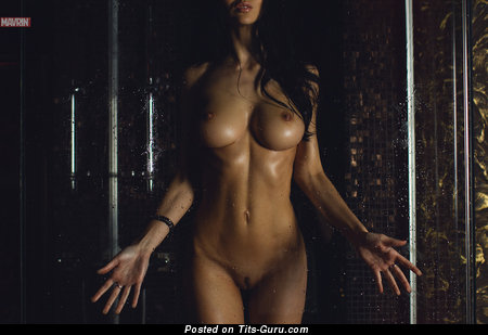 Image. Svetlana Bilyalova - nude brunette with big boobies photo