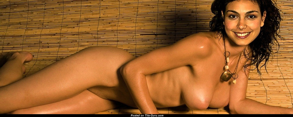 Question Just morena baccarin naked nude speaking, would
