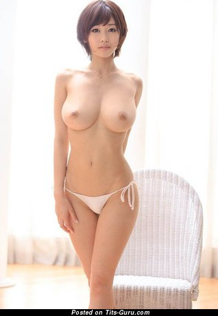 Wonderful Asian Chick with Wonderful Exposed Soft Melons (Hd 18+ Pic)
