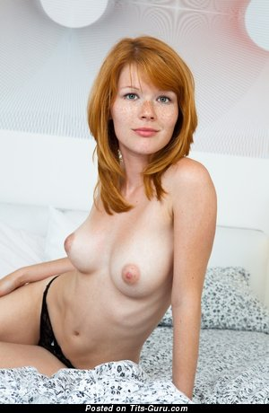 Image. Naked awesome woman with medium natural tits image