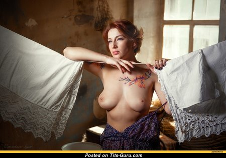 Graceful Babe with Graceful Naked Real Average Boobs (Hd Sex Pix)