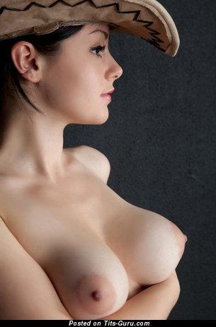 Naked nice lady photo