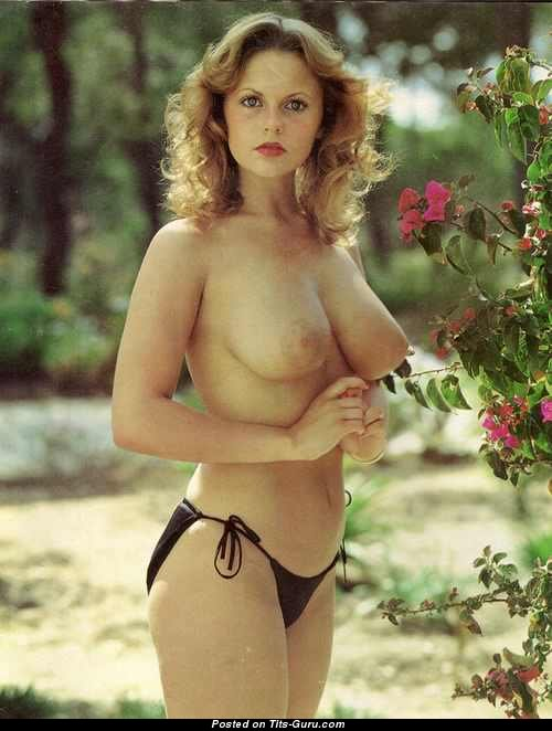 Vintage real tits